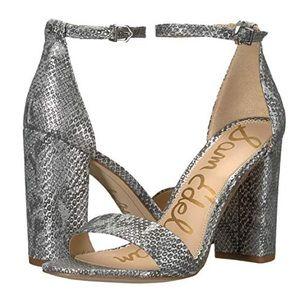 Sam Edelman Yaro Ankle Strap Sandal Size 8.5 NEW